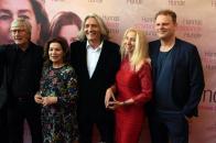 Christian Wolff, Hannelore Elsner, Andreas Gruber, Elisabeth Escher, Frithof Hohagen
